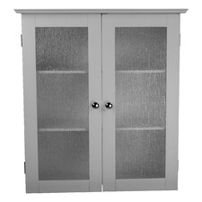 "Connor 22.25"" W x 22"" H Wall Mounted Cabinet"