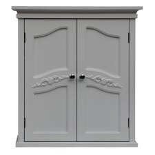 """Versailles 22"""" x 24"""" Wall Mounted Cabinet"""