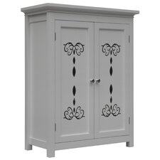 Dallia Floor Cabinet with 2 Doors