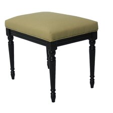 Tiffany Upholstered Vanity Bench