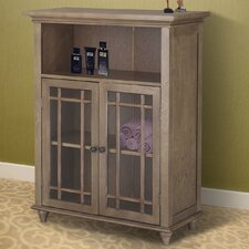 "<strong>Elegant Home Fashions</strong> Harrington 26.5"" x 34"" Free Standing Cabinet"
