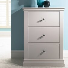 Annecy 3 Drawer Chest