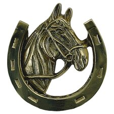 "5.375"" Horse Door Knocker"