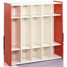 1000 Series 5 Cubbie Preschool Locker