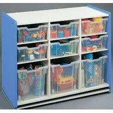 1000 Series Preschooler Combination Big Bin Storage