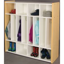 1000 Series 8 Cubbie Spacesaver Locker