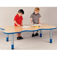 """My Place"" Activity Rectangle Table"