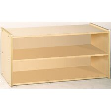 2000 Series Toddler Open Storage