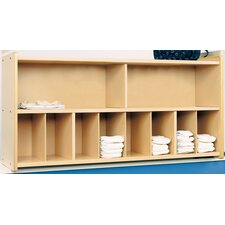 2000 Series Diaper Wall Storage