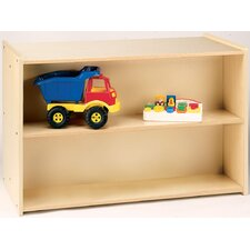 2000 Series Preschooler Double-Sided Shelf Storage