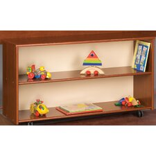 Eco Laminate Toddler Open Shelf Storage