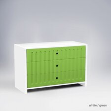 Alex 3 Drawer Dresser