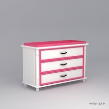 <strong>ducduc</strong> Georgian 3 Drawer Changer