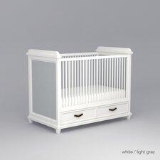 Georgian Crib and Changer Nursery Set