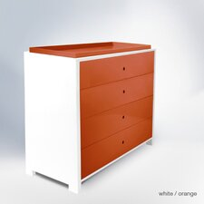 Parker 4 Drawer Changer