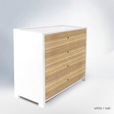 Parker 4 Drawer Dresser