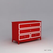 <strong>ducduc</strong> Regency 4 Drawer Dresser