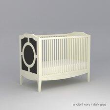 Regency Crib and Changer Nursery Set