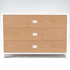 Campaign 3 Drawer Dresser