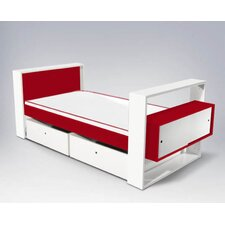 Austin Youth Bed with Trundle