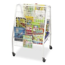 12 Pocket Mobile Cart