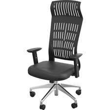 Fly High Back Office Chair with Arms