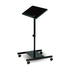 <strong>Balt</strong> Scamp Adjustable Height Laptop/Speaker Stand