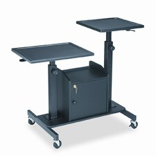Pro-View Projection Stand with 2 Platforms