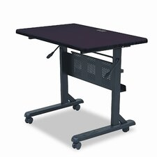 "Flipper 36"" W x 24"" D Utility Table"