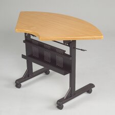 <strong>Balt</strong> 1/4 Round Flipper Training Table