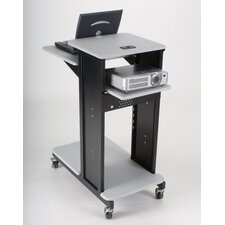 Xtra Long Laptop Presentation Cart