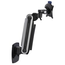 <strong>Balt</strong> Flat Panel Wall Mount TV Bracket with Adjustable Height