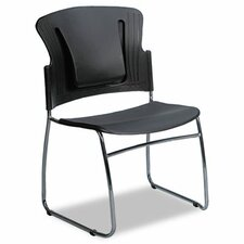 <strong>Balt</strong> Mid-Back ReFlex Series Stacking Chair