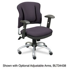 <strong>Balt</strong> ReFlex Series Mid-Back Task Chair