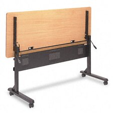 <strong>Balt</strong> Flipper Training Table Base, 53-1/4w x 23-1/2d x 28-1/4h, Black
