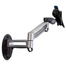 "Dual Extending Arm/Tilt Wall Mount for up to 23"" Flat Panel Screens"