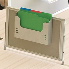 "IFlex Series 1.5"" H x 15"" W Desk Privacy Panel"