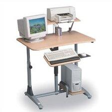 """Ergo E. Eazy 41"""" W Computer Workstation"""