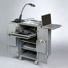 THE BOSS Metal Presenter Cart