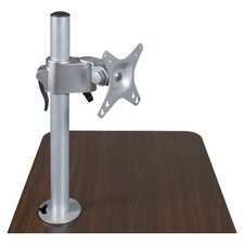 Grommet Mount Height Adjustable Desktop Flat Panel