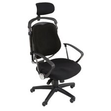 Posture Perfect High-Back Office Chair