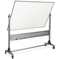Platinum Reversible Marker Board, 72 x 48