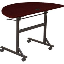 <strong>Balt</strong> Economy Flipper Half Round Training Table
