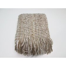 Canyon Decorative Woven Acrylic / Polyester Throw