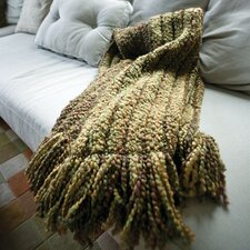 <strong>Kennebunk Home</strong> Auburn Woven Acrylic / Polyester Throw