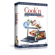 Cook'n Recipe Organizer Version 10