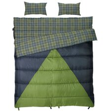 Bonnie and Clyde 30/40 Double Wide Sleeping Bag