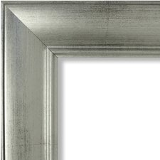 "<strong>Craig Frames Inc.</strong> Antique Brushed 2"" Wide Complete Picture Frame/Poster Frame"
