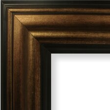 "3.02"" Wide Smooth Distressed Picture Frame"