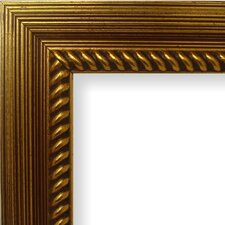 "<strong>Craig Frames Inc.</strong> 2.13"" Wide Painted Ornate Wood Grain Picture Frame"